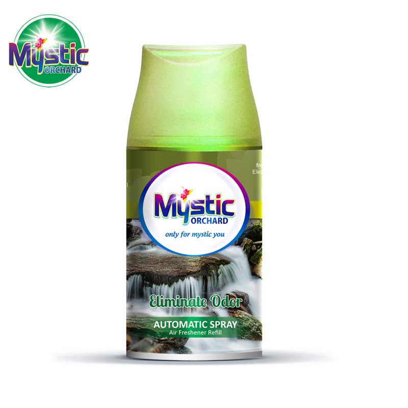 Air Freshener Refill Eliminate Odor Scents MYSTIC ORCHARD