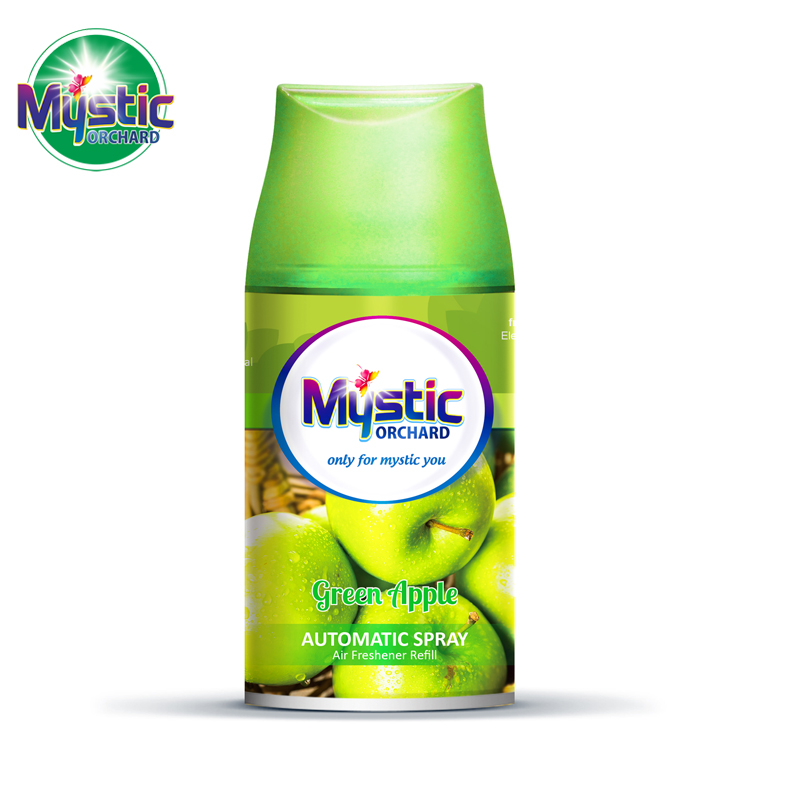 Air Freshener Refill Green Apple Scents MYSTIC ORCHARD