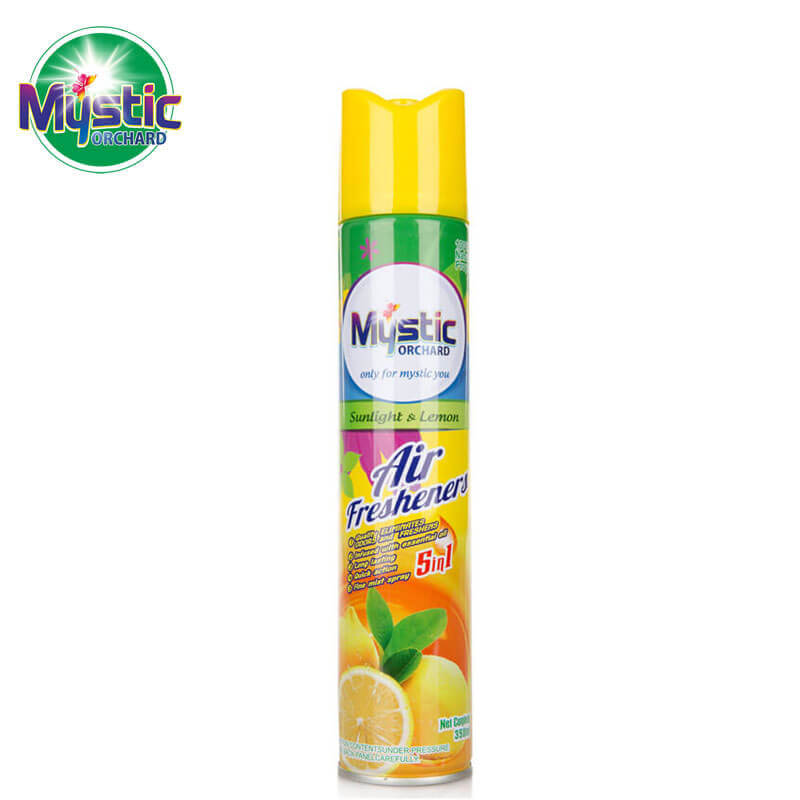 Air Fresheners Sunlight Lemon Mystic
